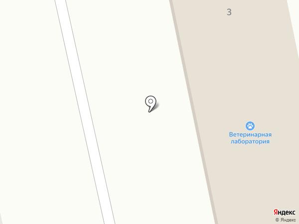 Приморская межобластная ветеринарная лаборатория на карте Уссурийска