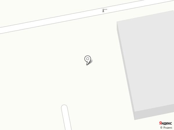 Техноком на карте Уссурийска