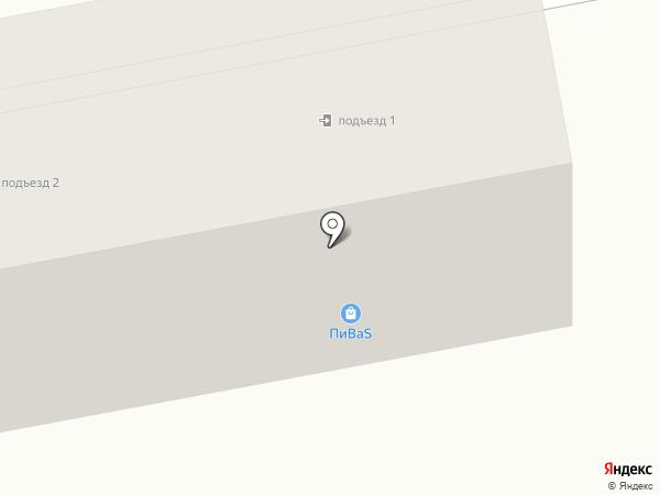 Илюшка на карте Уссурийска