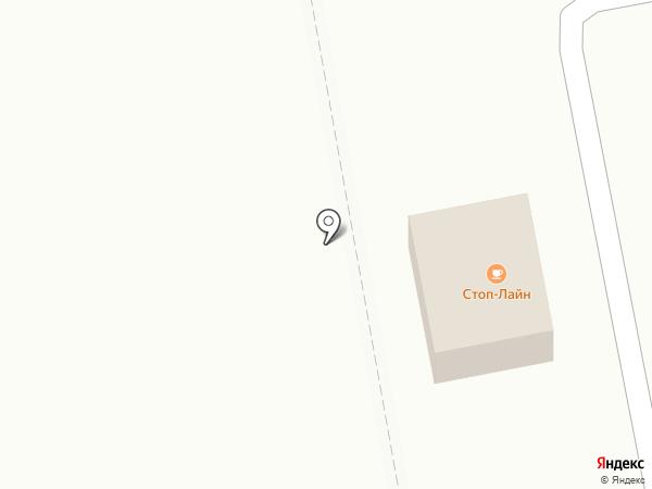 Стоп+ на карте Уссурийска