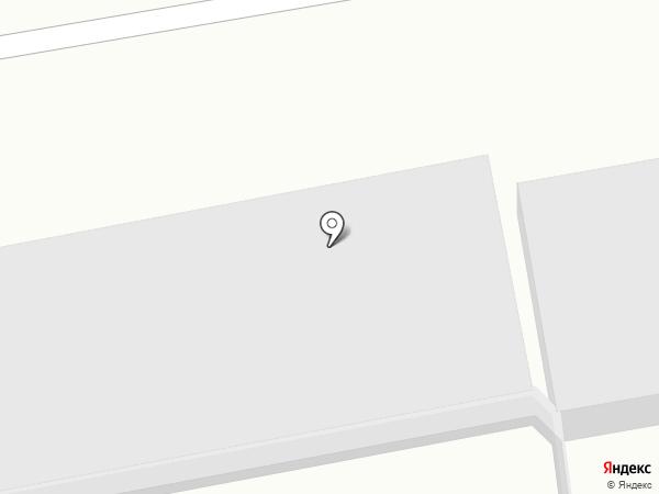 Верина на карте Уссурийска