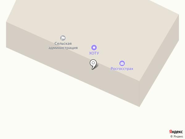 Администрация Надеждинского сельского поселения на карте Вольно-Надеждинского