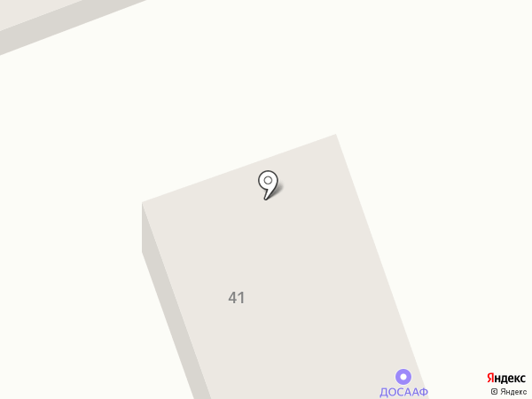 Местное отделение ДОСААФ России Михайловского района Приморского края на карте Михайловки