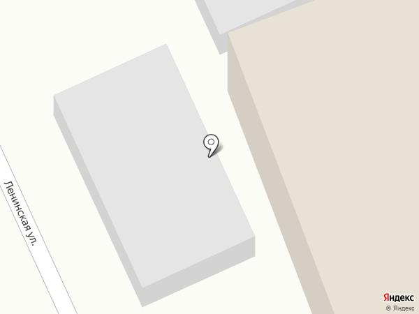 ДЮСШ на карте Михайловки
