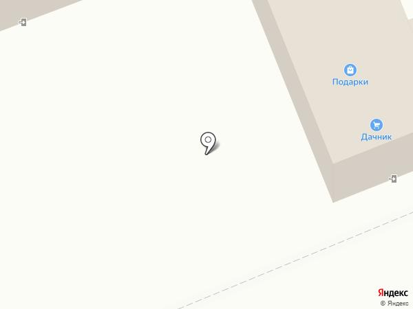 Приморский кондитер на карте Михайловки