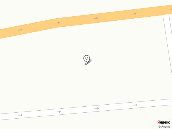 Сфера на карте Нового