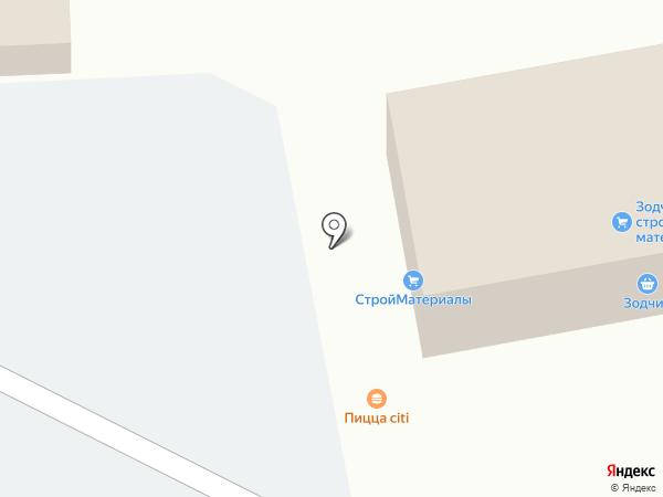Магазин строительных материалов на карте Уссурийска