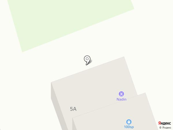Созвездие на карте Михайловки