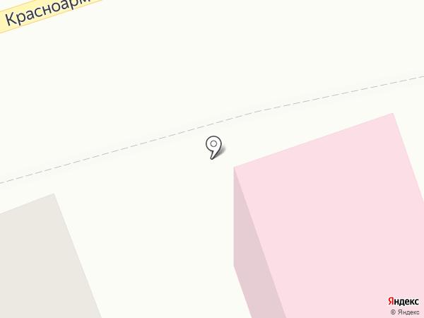 Михайловская центральная районная больница на карте Михайловки