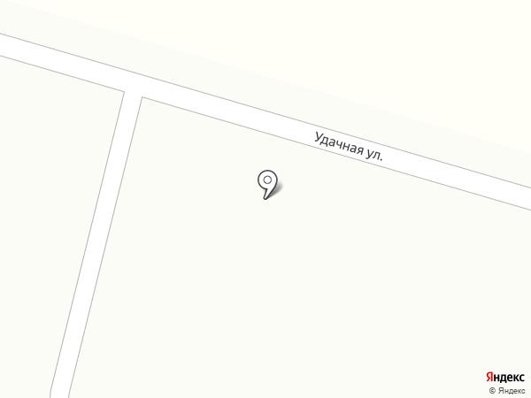 У дачи на карте Вольно-Надеждинского