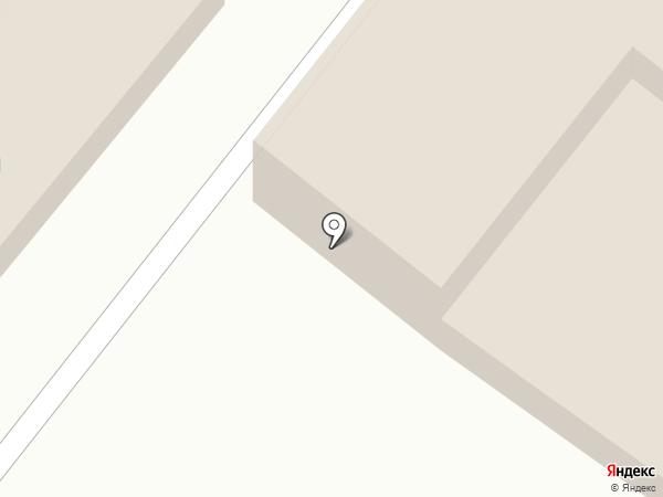 Торговый центр стройматериалов и автотоваров на карте Нового