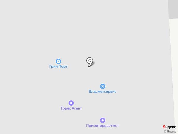 Примвторцветмет на карте Артёма