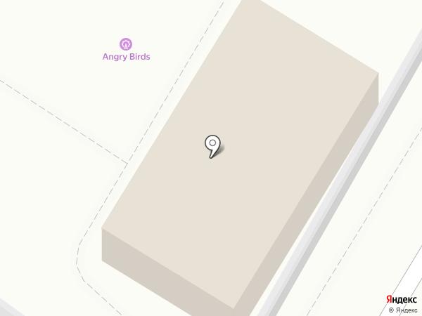 Лисья Нора на карте Артёма