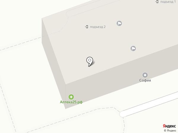 Совкомбанк, ПАО на карте Артёма