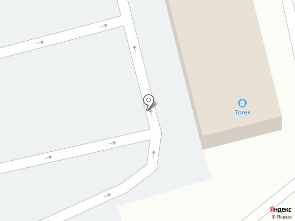 Бархан на карте Артёма