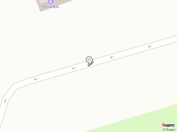 АЗС на карте Артёма
