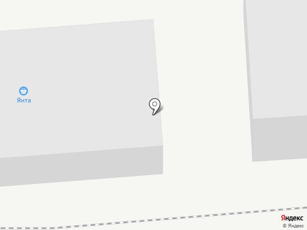 Поликон на карте Артёма