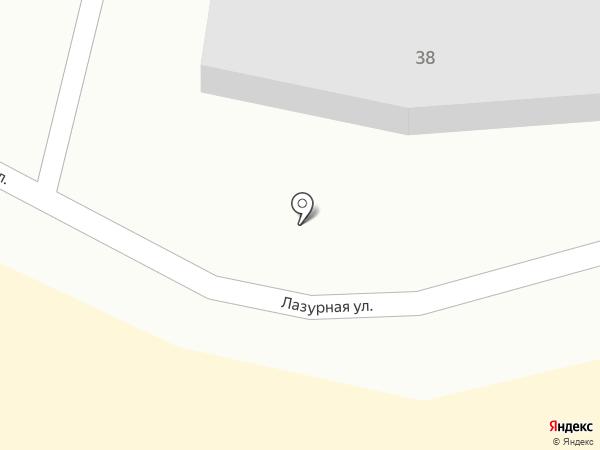 Скала Любви на карте Владивостока