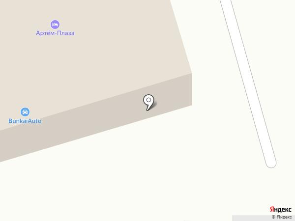 Артём Plaza на карте Артёма