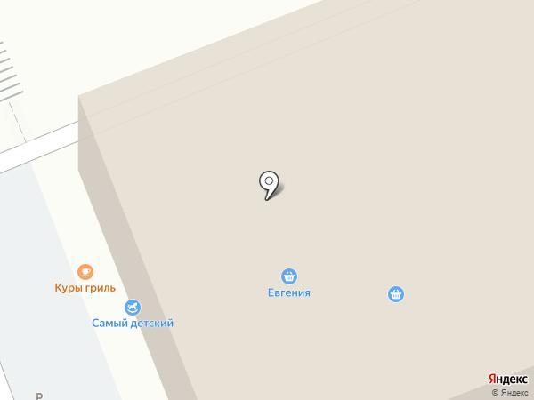 Полесье на карте Артёма