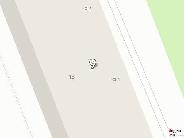 Прибой на карте Артёма