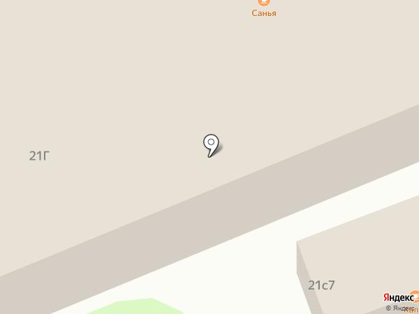 Находка на карте Артёма