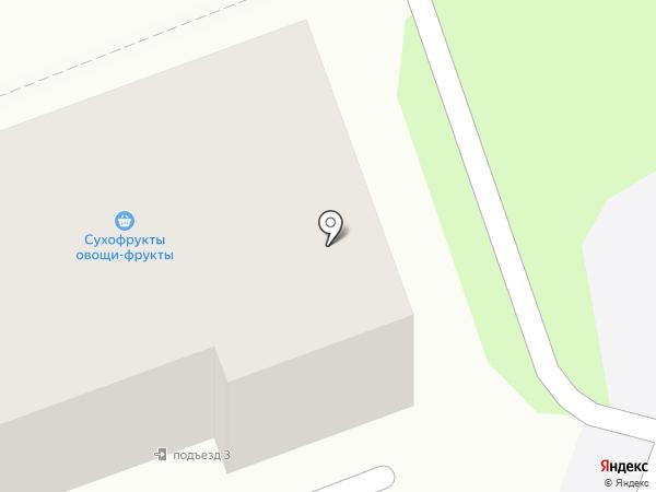 Владимирская фабрика дверей на карте Артёма
