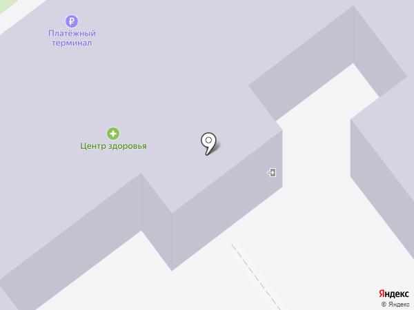 Гимназия №1 на карте Артёма