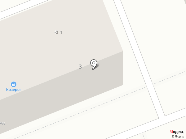 Ирис на карте Артёма