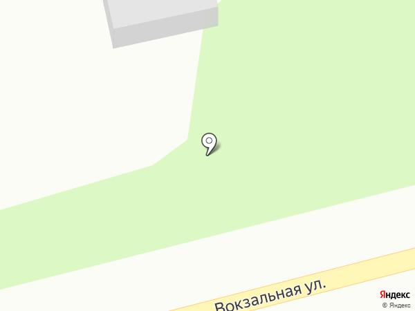 Магазин автотоваров на карте Артёма