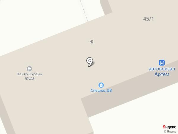 VL Seat на карте Артёма