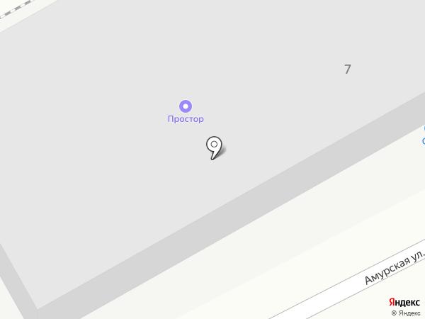 Простор на карте Артёма