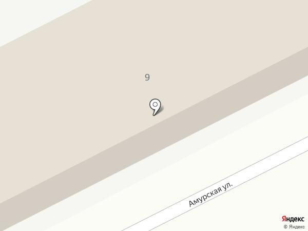 Гепард-Секьюрити на карте Артёма