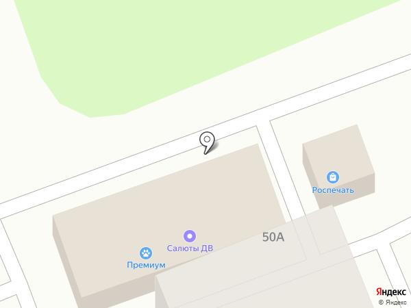 Башмачок на карте Артёма