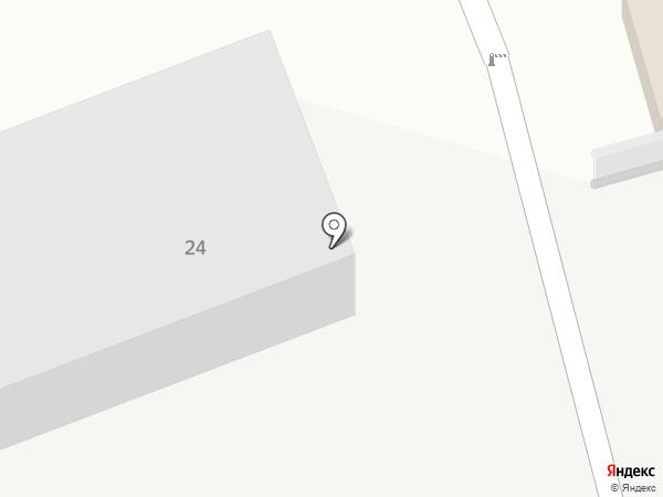 Викпромстрой на карте Артёма