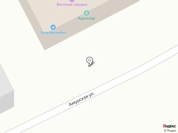 Выбражуля на карте Артёма