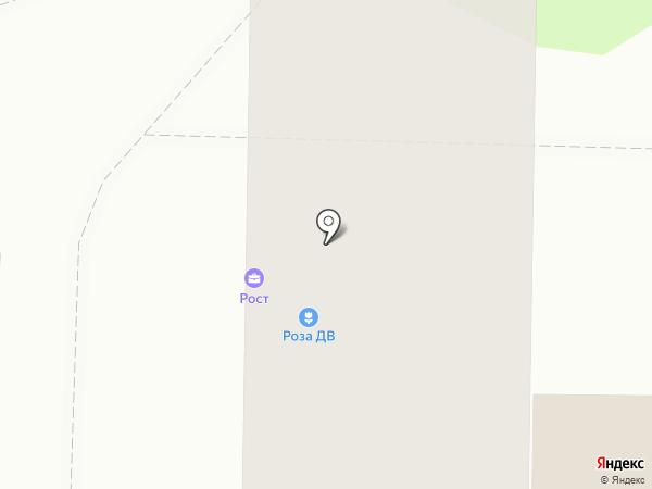 Просвiта на карте Артёма