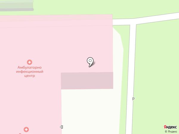 Бюро судебно-медицинской экспертизы на карте Артёма