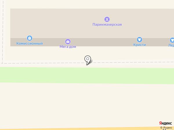 РФСеть на карте Артёма