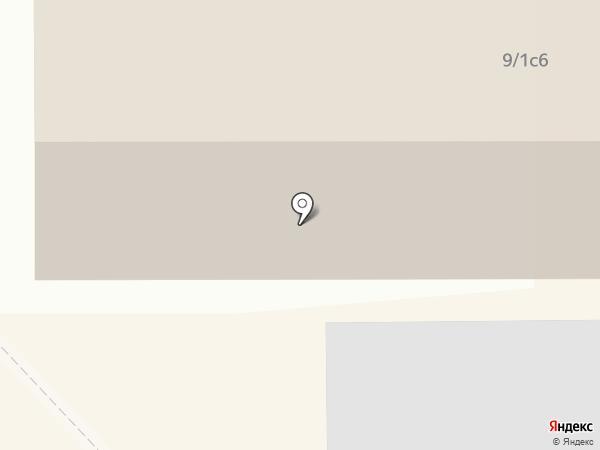 Магазин строительных материалов на карте Артёма
