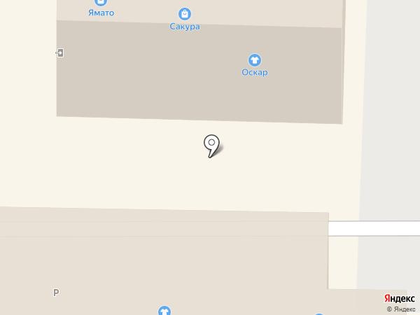 Магазин выпечки на карте Артёма