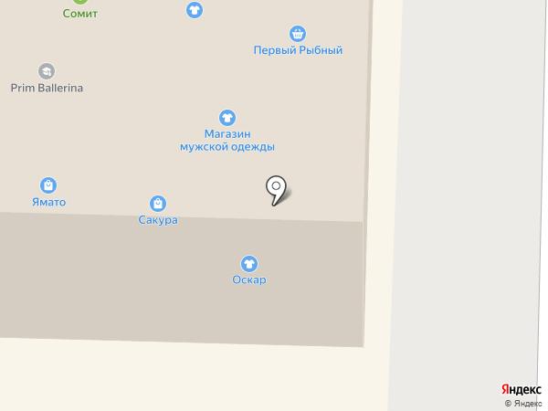 Чудодей на карте Артёма