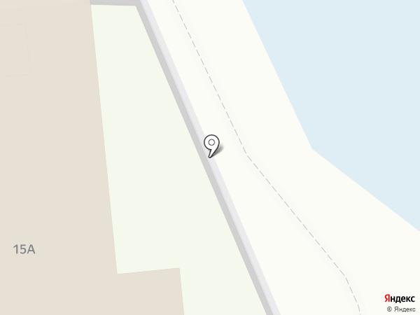 Угольщик на карте Артёма