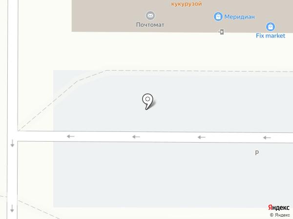 Мастер-Курс на карте Артёма