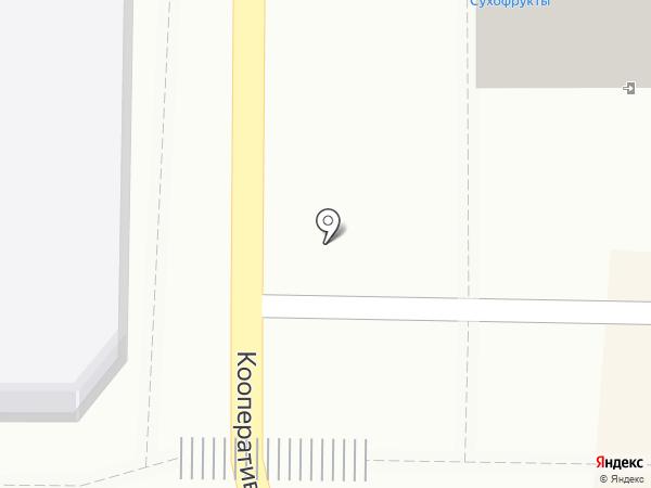 Мясница на карте Артёма