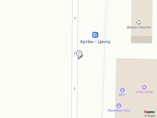 Доброе дело на карте Артёма