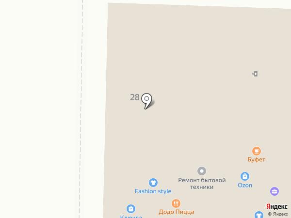 Восток на карте Артёма