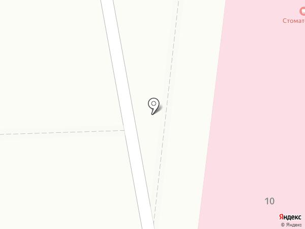Святая Аполлония на карте Артёма