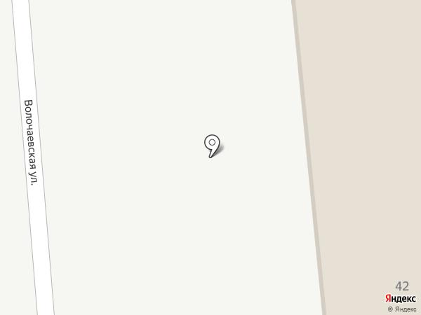 Артемовская автомобильная школа ДОСААФ на карте Артёма