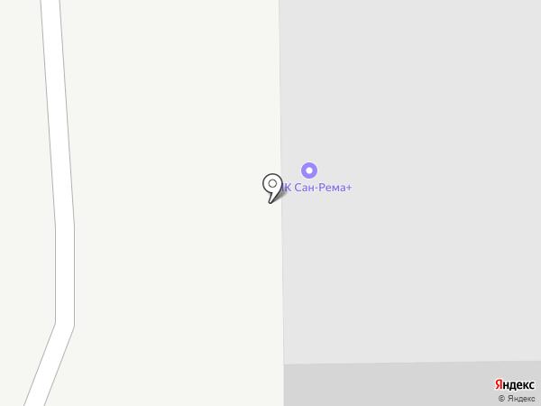 Окна Артема на карте Артёма